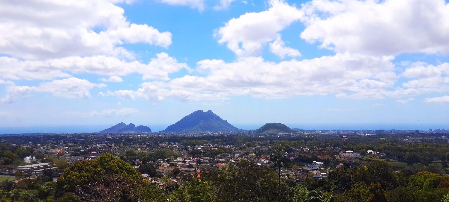 Corona Plateau