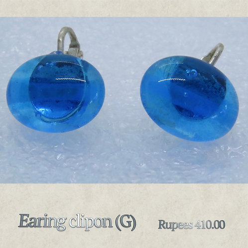 Earring - Clipon - G