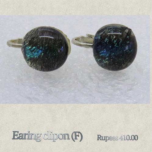 Earring - Clipon - F