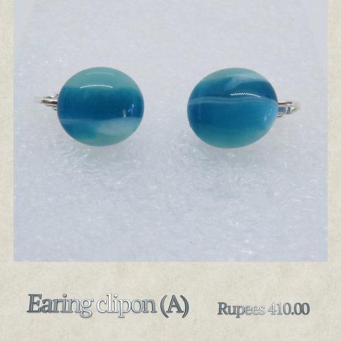 Earring - Clipon - A