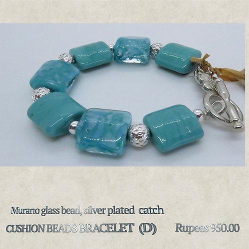 Cushion Beads Bracelet - D
