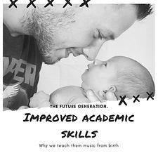 Improved academic skils