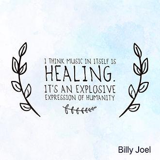 Bily Joel Quote