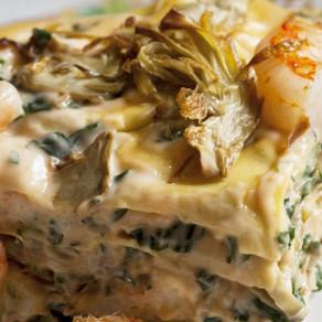 Fish Lasagna