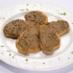 Chicken liver patè