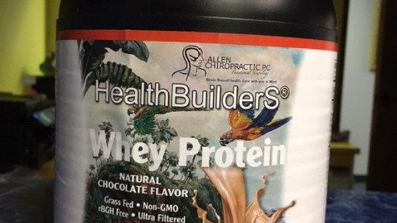 HealthBuilderS® Whey Protein, Chocolate