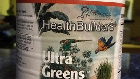 HealthBuilderS® Ultra Greens