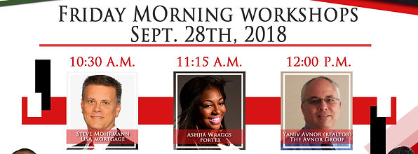 Friday Morning Workshops Summit 2018_edi