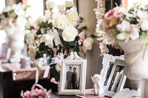 algarve wedding decoration