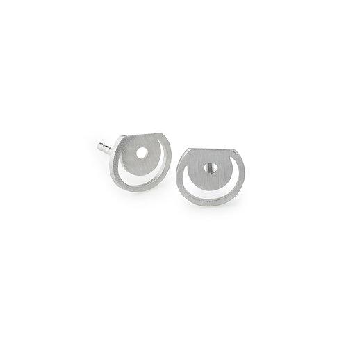 Ellos Earrings Silver