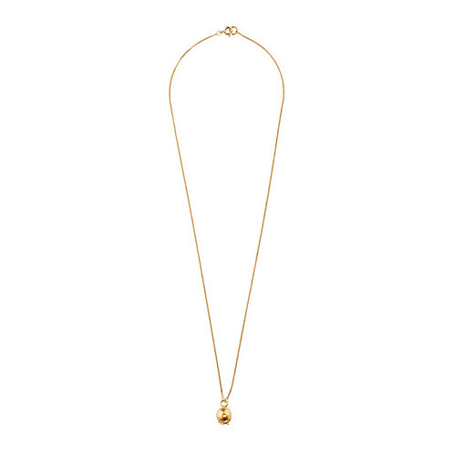 Lorena Necklace Gold Plated