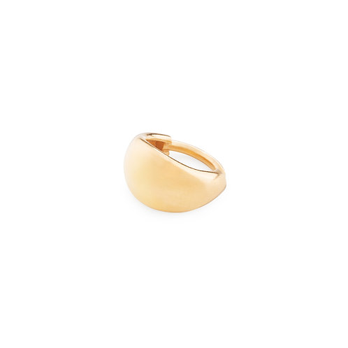 Duoo Ring Gold Plated