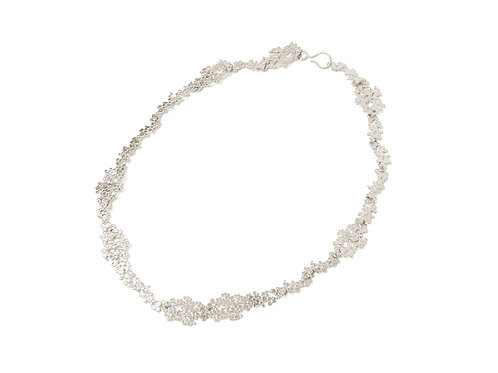 Ilhas Necklace Silver