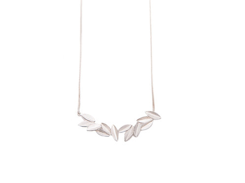 Hera Necklace Silver