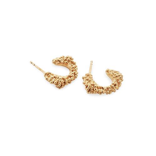 Lorena Gold Plated Earrings