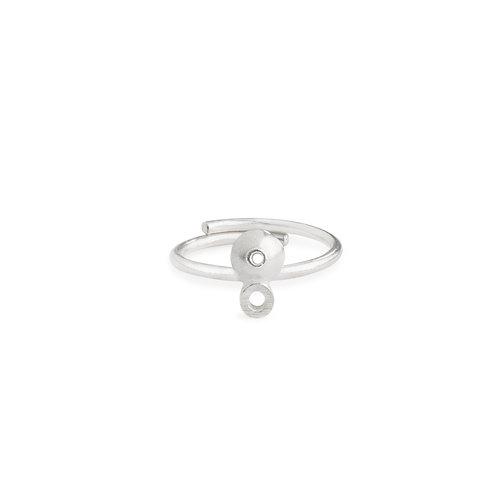 Azura Ring Silver