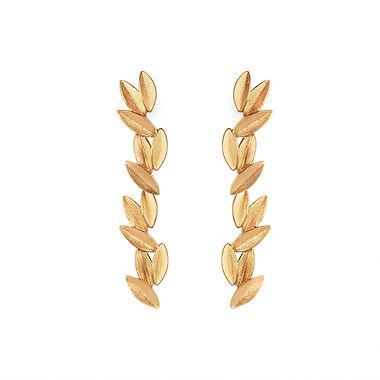 Hera Earrings Gold Silver