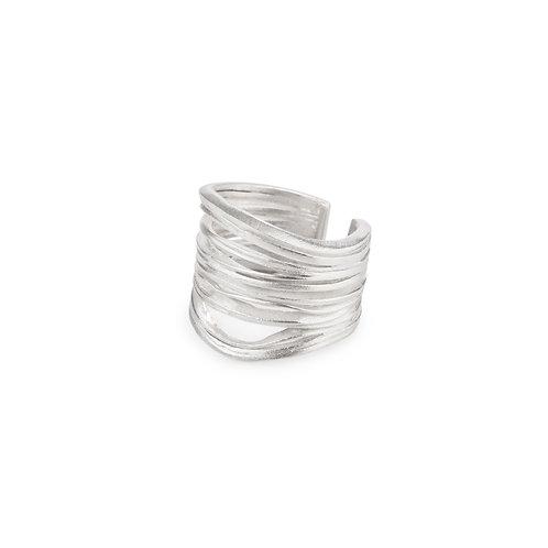 Oya Ring Silver