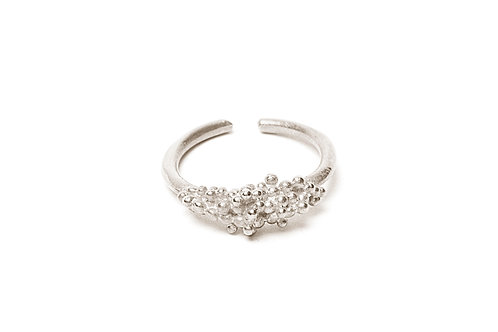 Ilhas Ring Silver