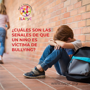 ¿Cuáles son las señales de que un niño es víctima de bullying?