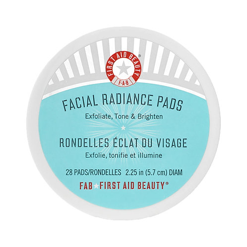 First Aid Beauty Facial Radiance Pads (travel size)