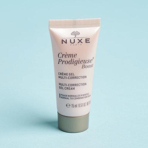 Nuxe Multi-Correction Gel Cream Creme Prodigieuse Boost (travel size)