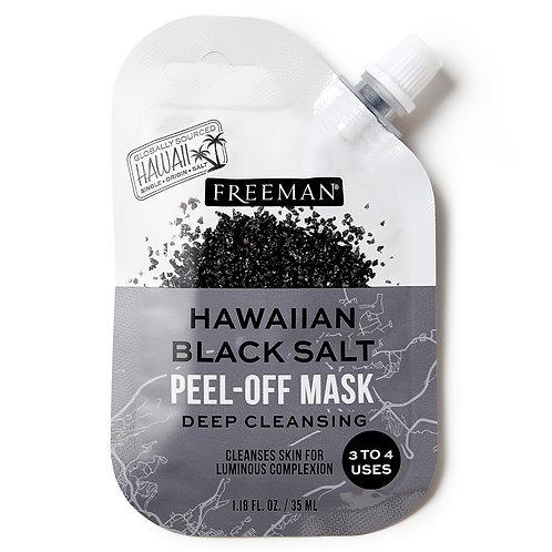 Freeman Hawaiian Black Salt Peel-Off Mask (mini)