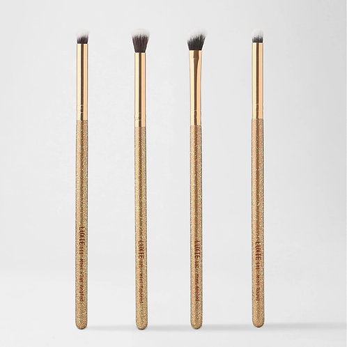 Luxie Luminous Eye Brush Set
