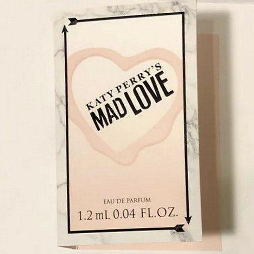 Katy Perry's Mad Love EDP Perfume (deluxe sample)