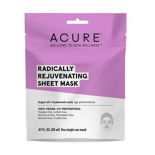 Acure Radically Rejuvenating Sheet Mask (1 mask)