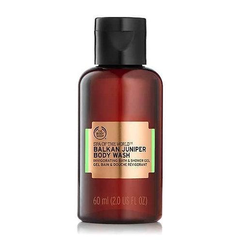 Body Shop Spa Of The World Bath & Shower Gel (travel size)