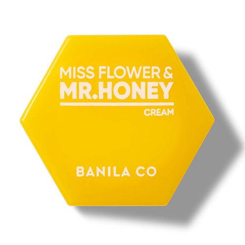 Banila Co Miss Flower & Mr. Honey Cream (mini)