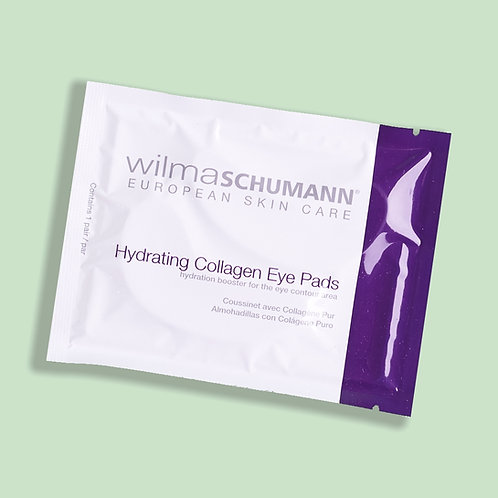 Wilma Schumann Hydrating Collagen Eye Pads (1 pair)