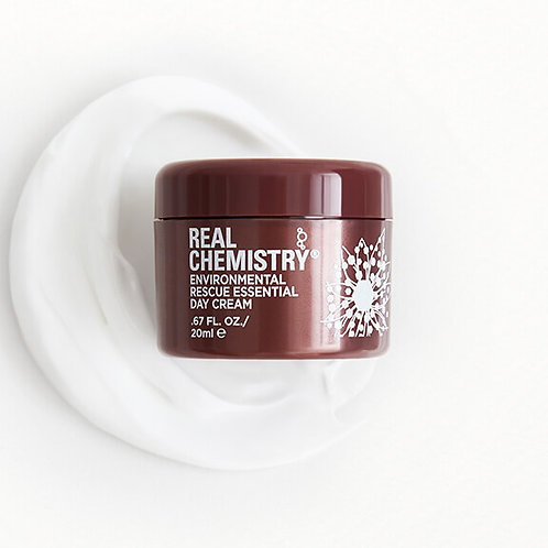 Real Chemistry Environmental Rescue Essential Day Cream (travel size)