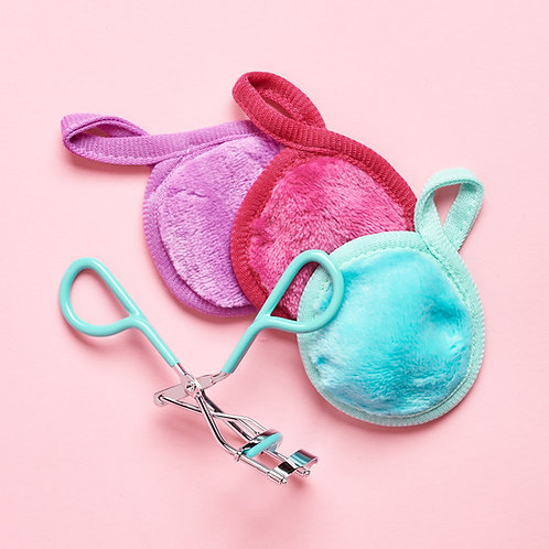Macy's Makeup Must Haves (Makeup Remover Pads and Eyelash Curler)
