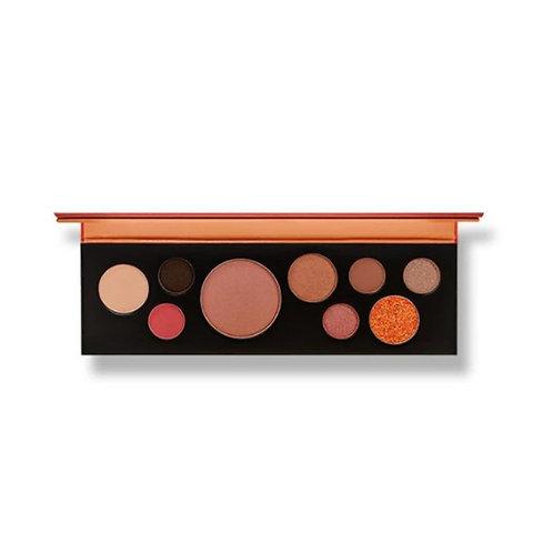 Touch in Sol Fill Up Orange Eyeshadow Palette