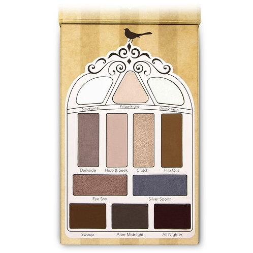 Pretty Vulgar Nightingale Smokey Eyeshadow Palette