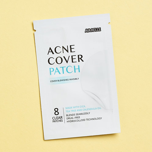 Avarelle Acne Cover Patches (8 patch travel size)