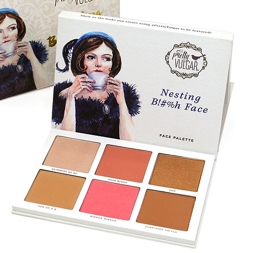 Pretty Vulgar Nesting B!#%h Face Palette