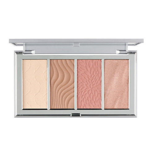 PUR 4-in1 Skin Perfecting Powders Face Palette