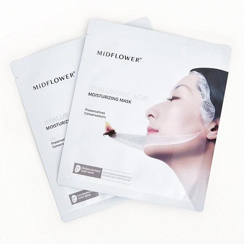 Midflower Hyaluronic Acid Moisturizing Mask (1 mask)