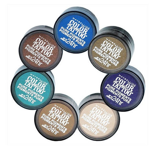Maybelline Color Tattoo Pure Pigments Eyeshadow