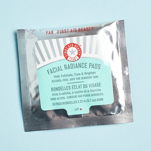First Aid Beauty Facial Radiance Pads (mini)