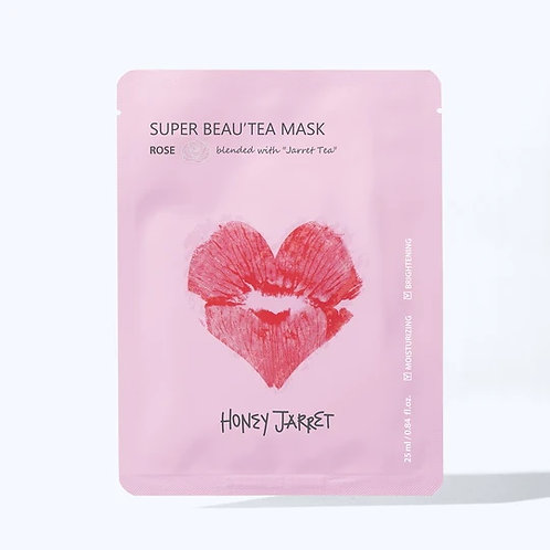 Honey Jarret Super Beau'tea Mask (1 mask)