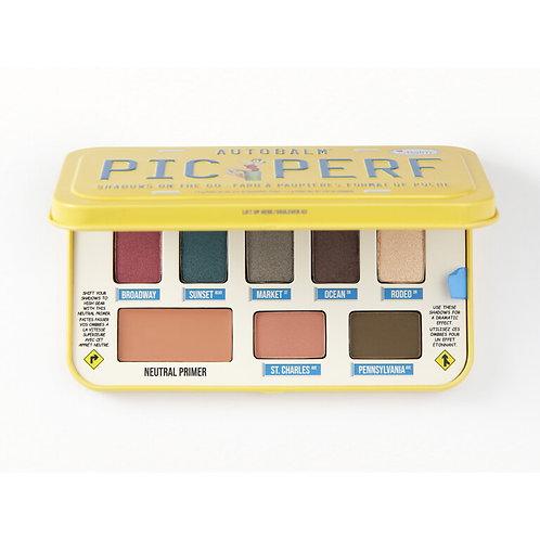 TheBalm Autobalm PIC PERF Eyeshadow Palette