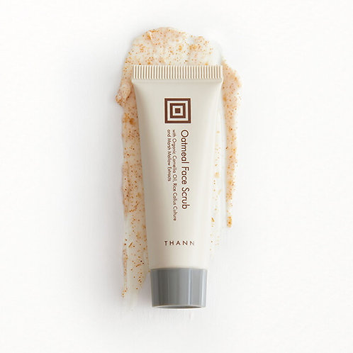 Thann Oatmeal Face Scrub (mini)