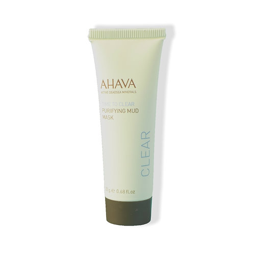 Ahava Time to Clear Purifying Mud Mask (travel size)