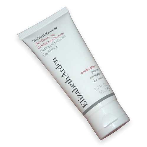 Elizabeth Arden Visible Difference Balancing Exfoliating Cleanser (travel size)