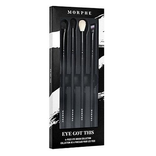 Morphe Eye Got This 4-Piece Eye Brush Collection