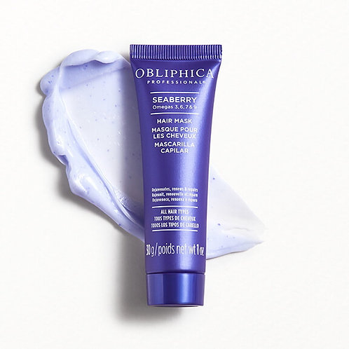 Obliphica Seaberry Hair Mask (mini)